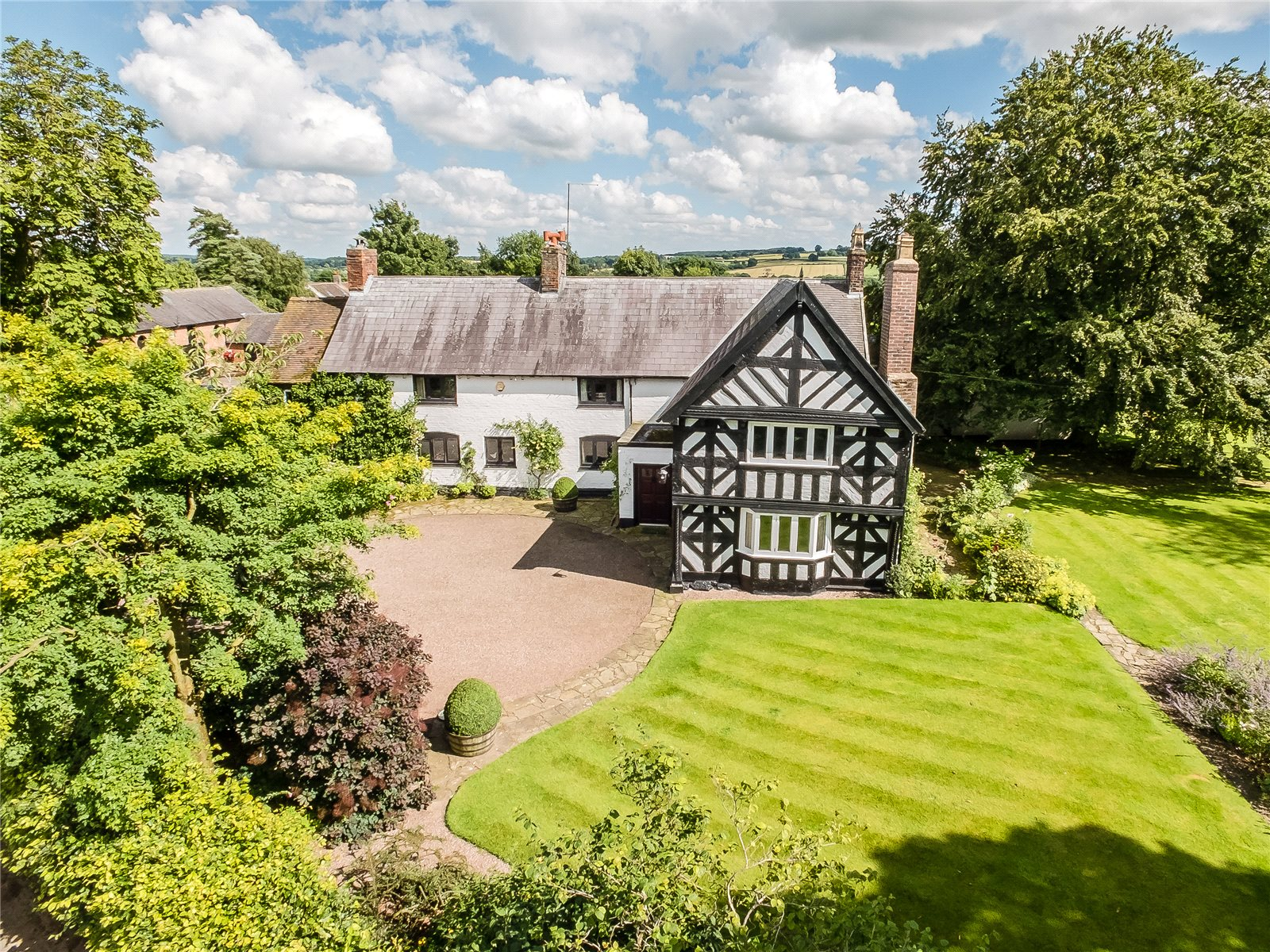 Single Family Home for Sale at Knighton, Shropshire, TF9 Shropshire, England