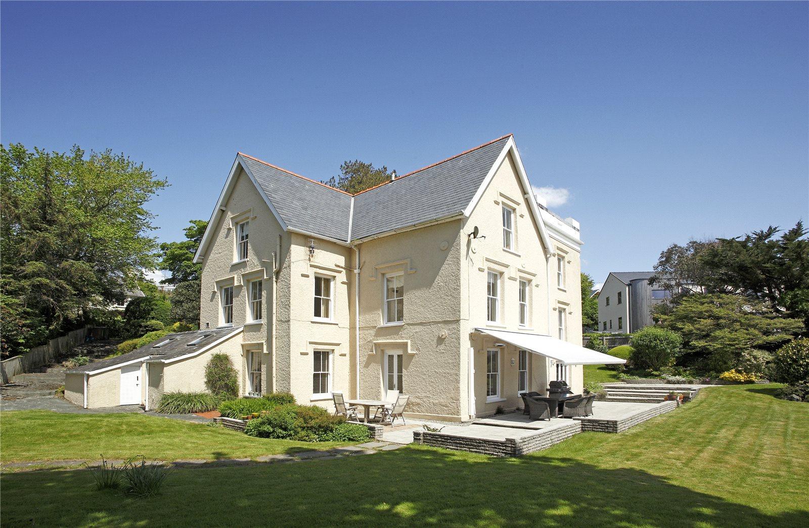 Maison unifamiliale pour l Vente à Aberdovey, Gwynedd, LL35 Gwynedd, Wales