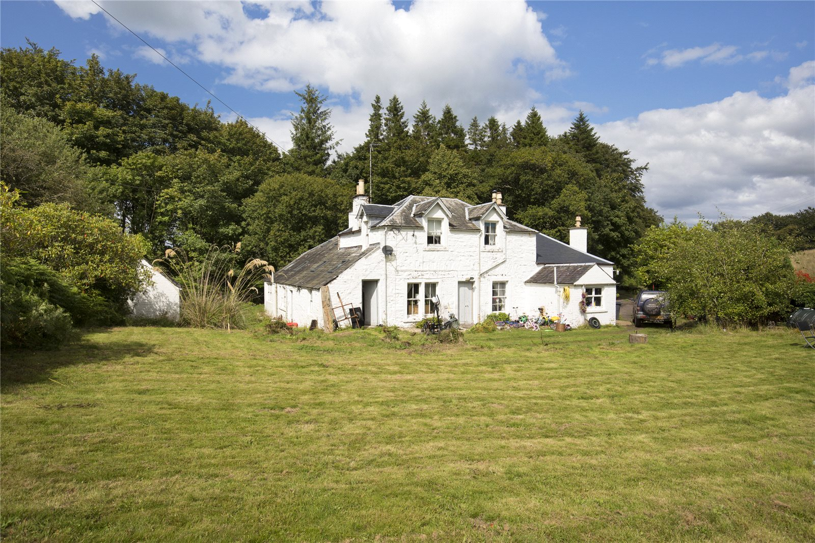 Additional photo for property listing at Mossdale, Castle Douglas, Kirkcudbrightshire, DG7 Dumfries And Galloway