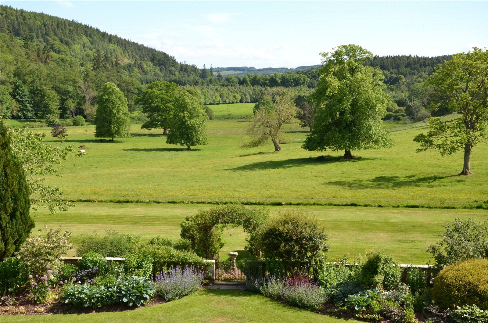 Additional photo for property listing at Chapel On Leader Estate, Earlston, Roxburghshire, TD4 Roxburghshire, Scotland