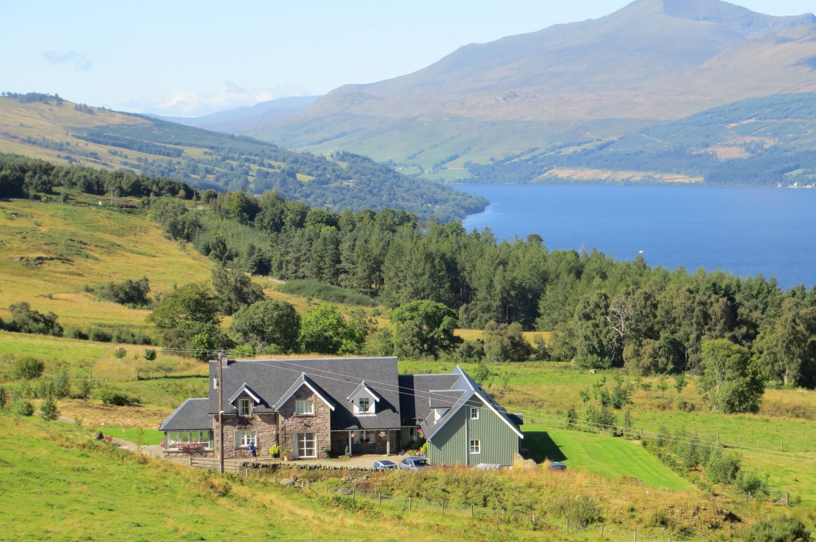 Additional photo for property listing at Aberfeldy, Perthshire, PH15 Perthshire, Scotland