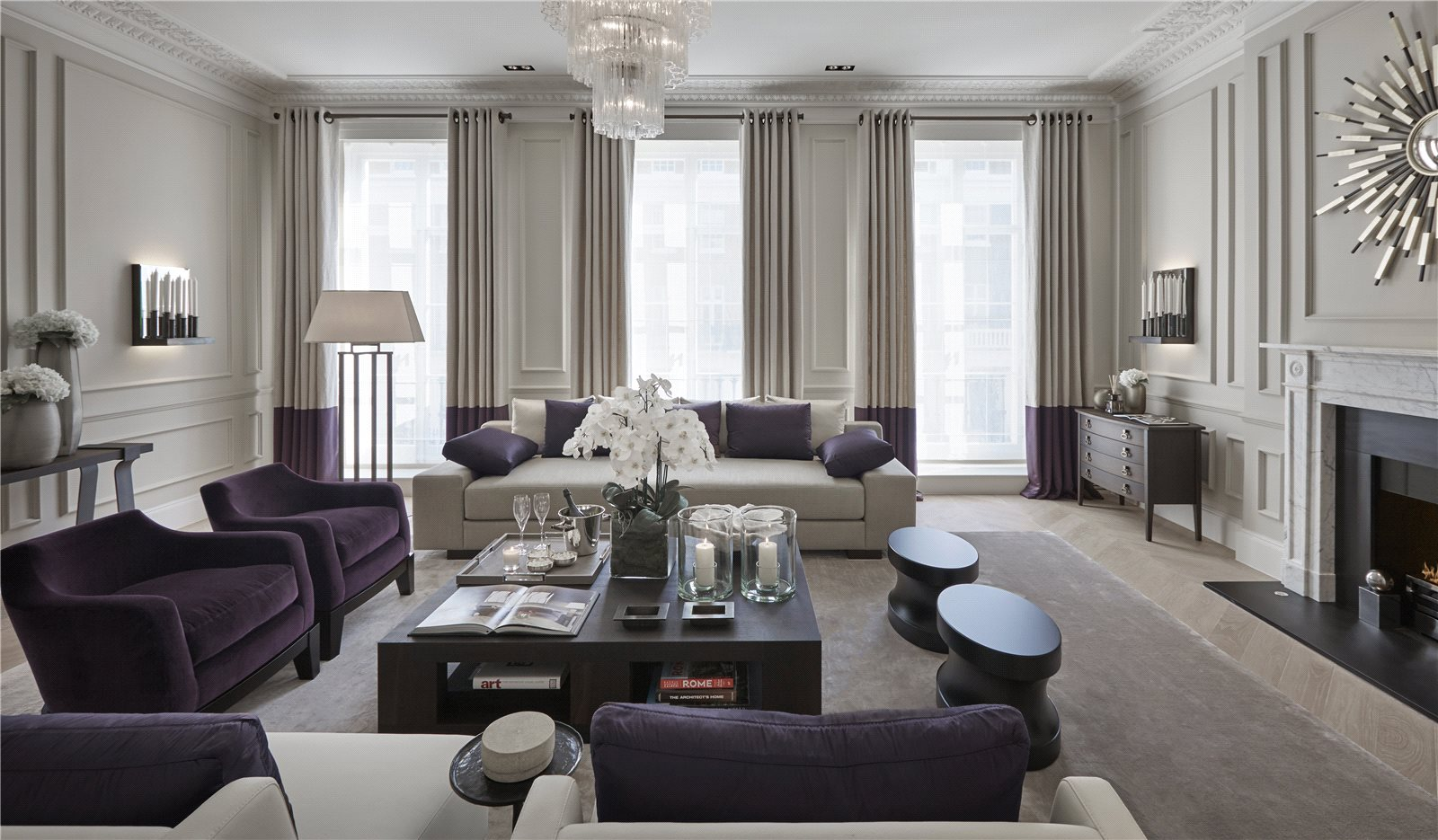Single Family Home for Sale at Eaton Place, Knightsbridge, London, SW1X Knightsbridge, London, England