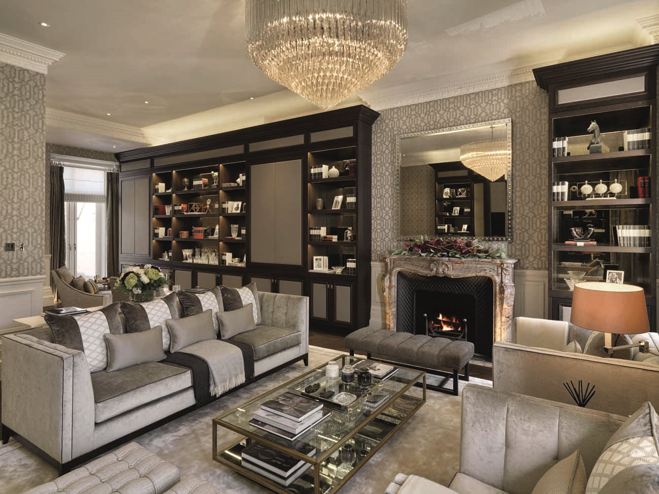 Chester square belgravia london sw1w a luxury home for for Luxury real estate in london