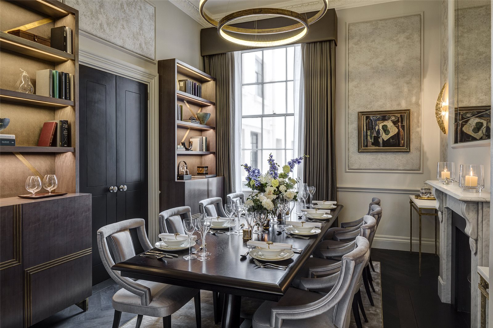 Apartments / Residences for Sale at Eaton Place, Belgravia, London, SW1X Belgravia, London, England
