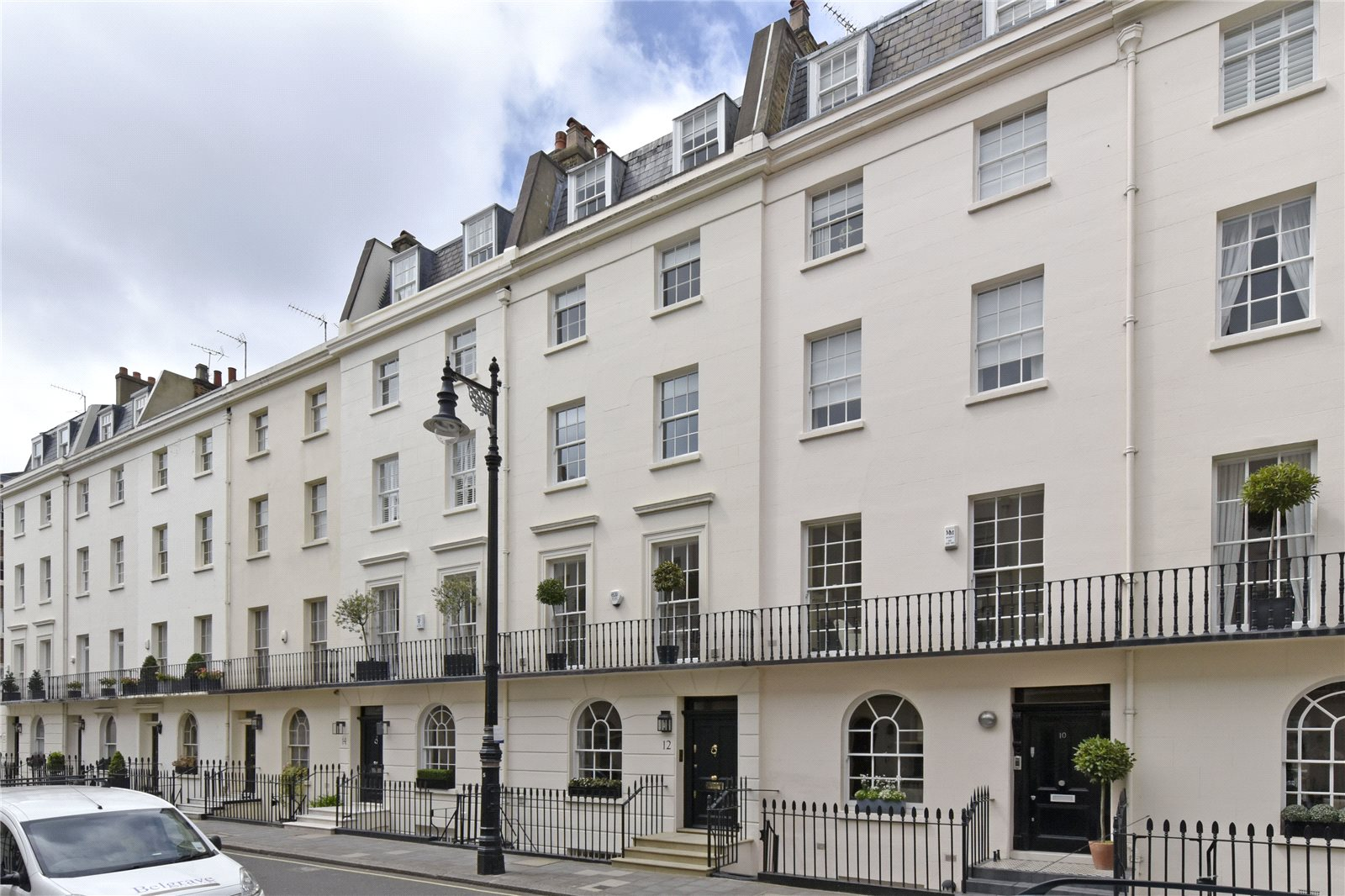 Maison unifamiliale pour l Vente à Chester Row, London, SW1W London, Angleterre