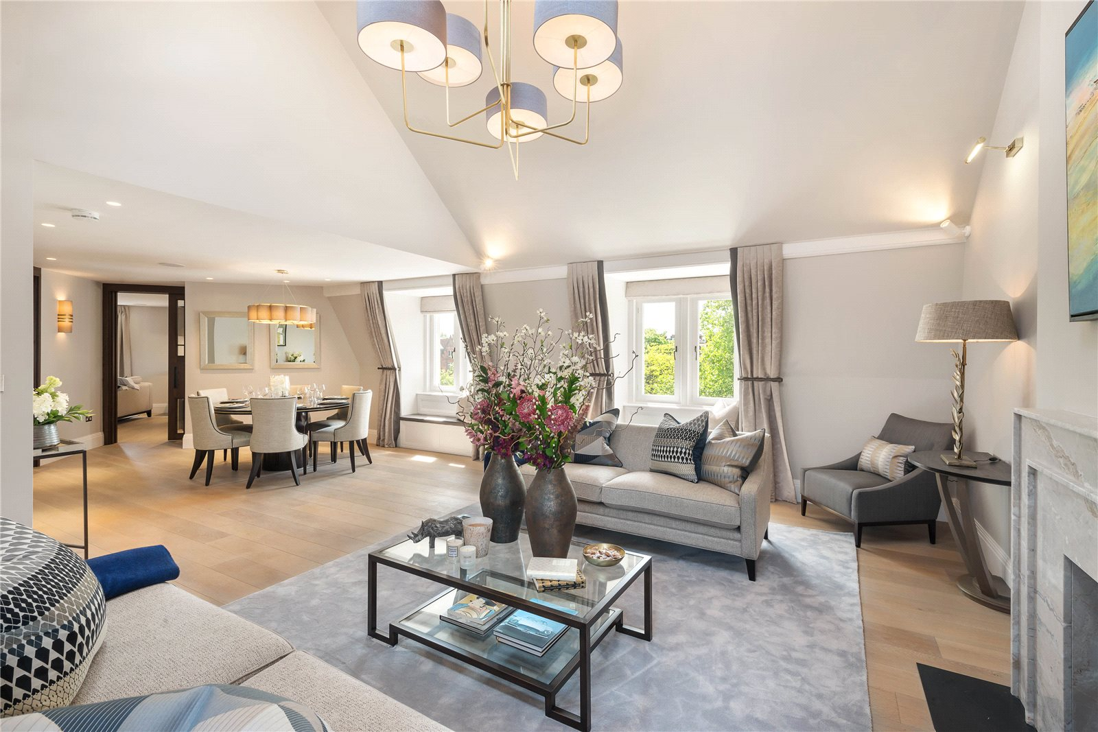 Appartements / Flats pour l Vente à Hans Place, London, SW1X London, Angleterre