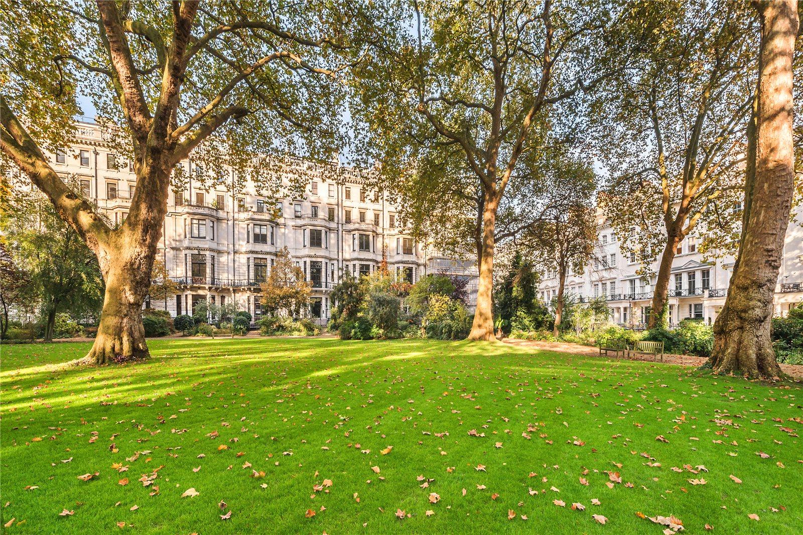 Ennismore Gardens, London, SW7 London, England
