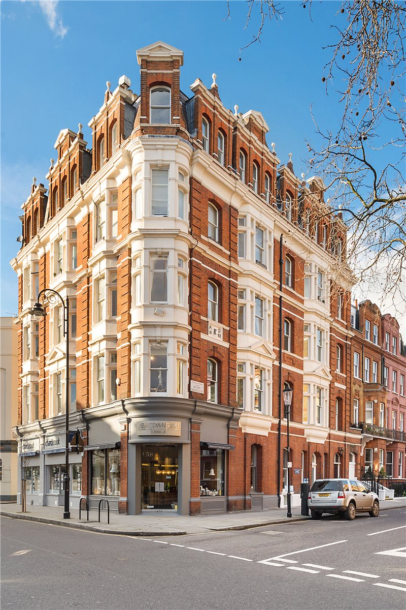 Additional photo for property listing at Roland Mansions, Old Brompton Road, South Kensington, London, SW7 South Kensington, London, Αγγλια