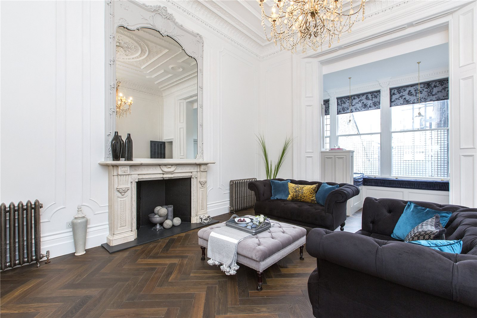 Additional photo for property listing at Queen's Gate, South Kensington, London, SW7 South Kensington, London, Ingiltere
