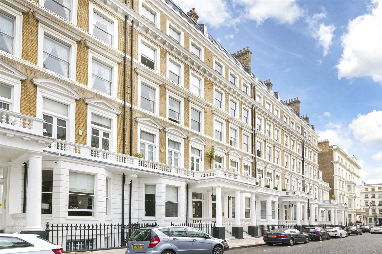 Appartement pour l Vente à Queen's Gate Gardens, South Kensington, London, SW7 South Kensington, London, Angleterre