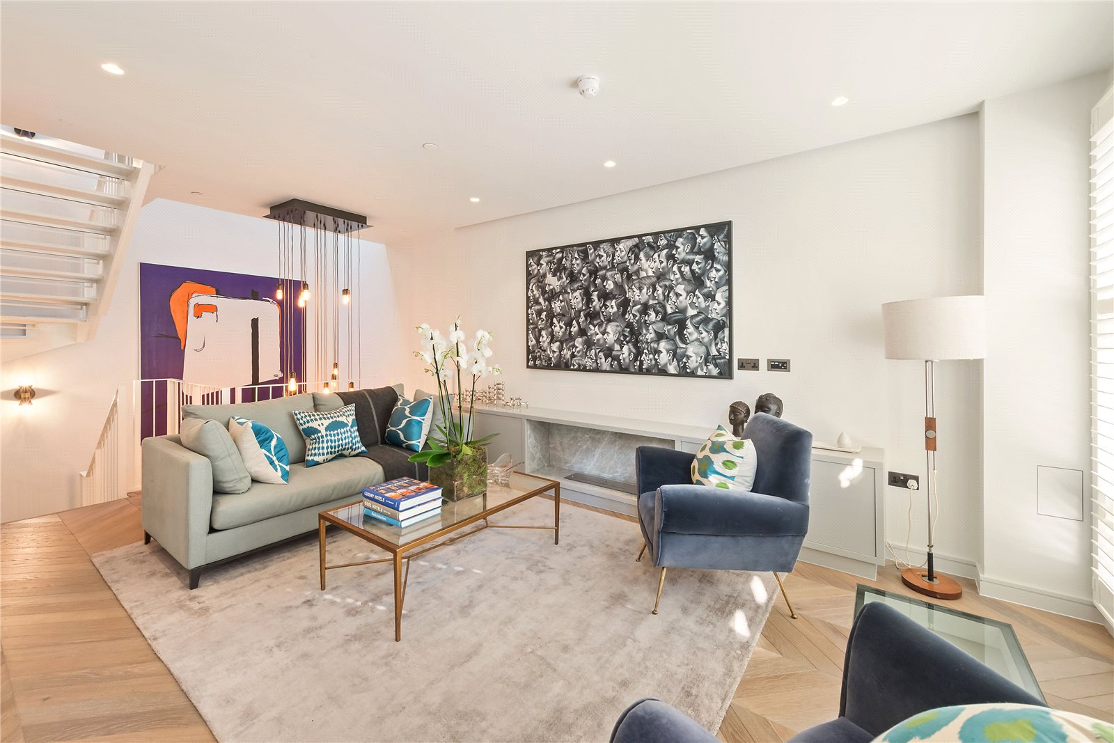 Additional photo for property listing at Reece Mews, South Kensington, London, SW7 South Kensington, London, England