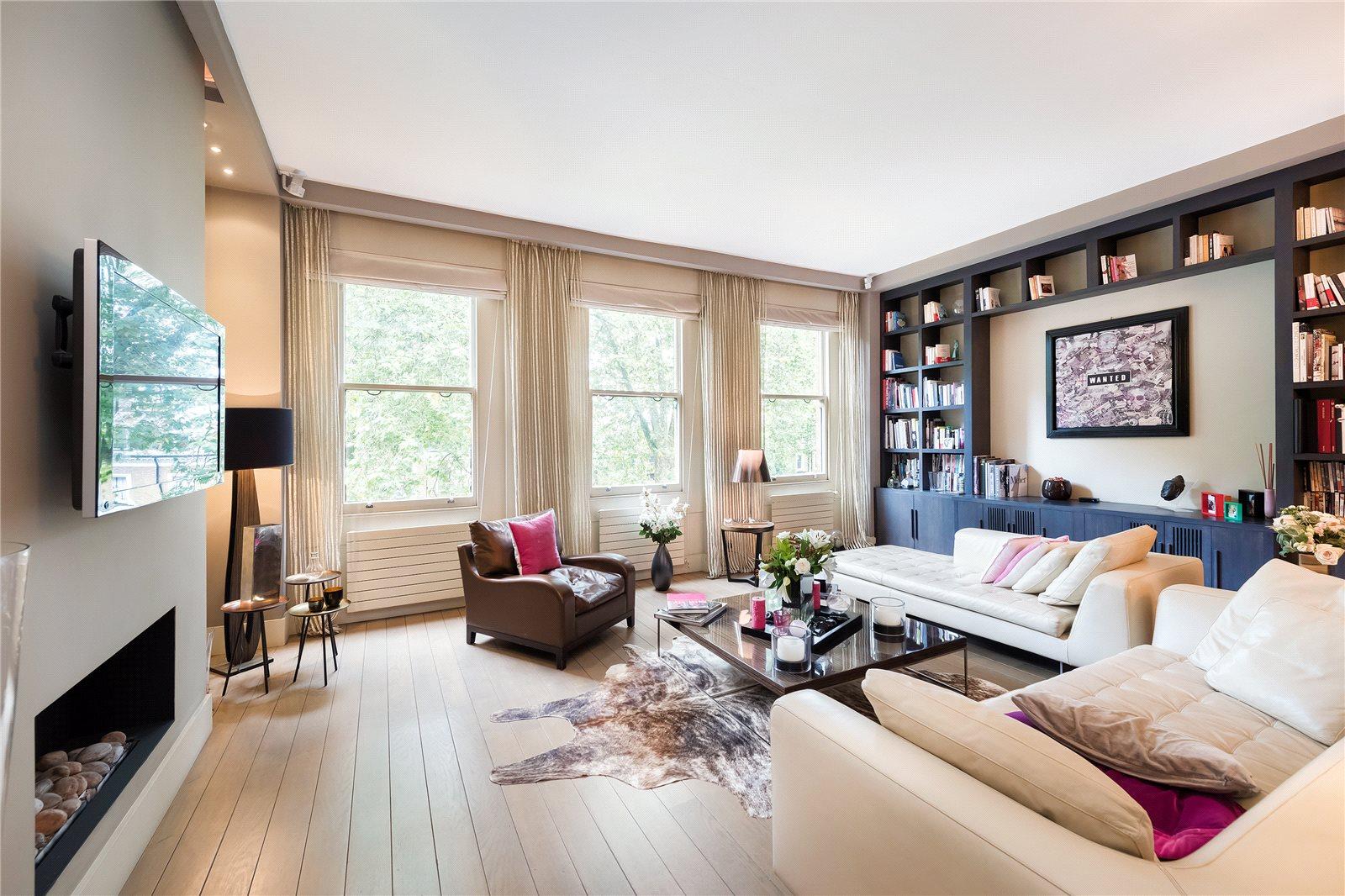 集合住宅 のために 売買 アット Harrington Gardens, South Kensington, London, SW7 South Kensington, London, イギリス