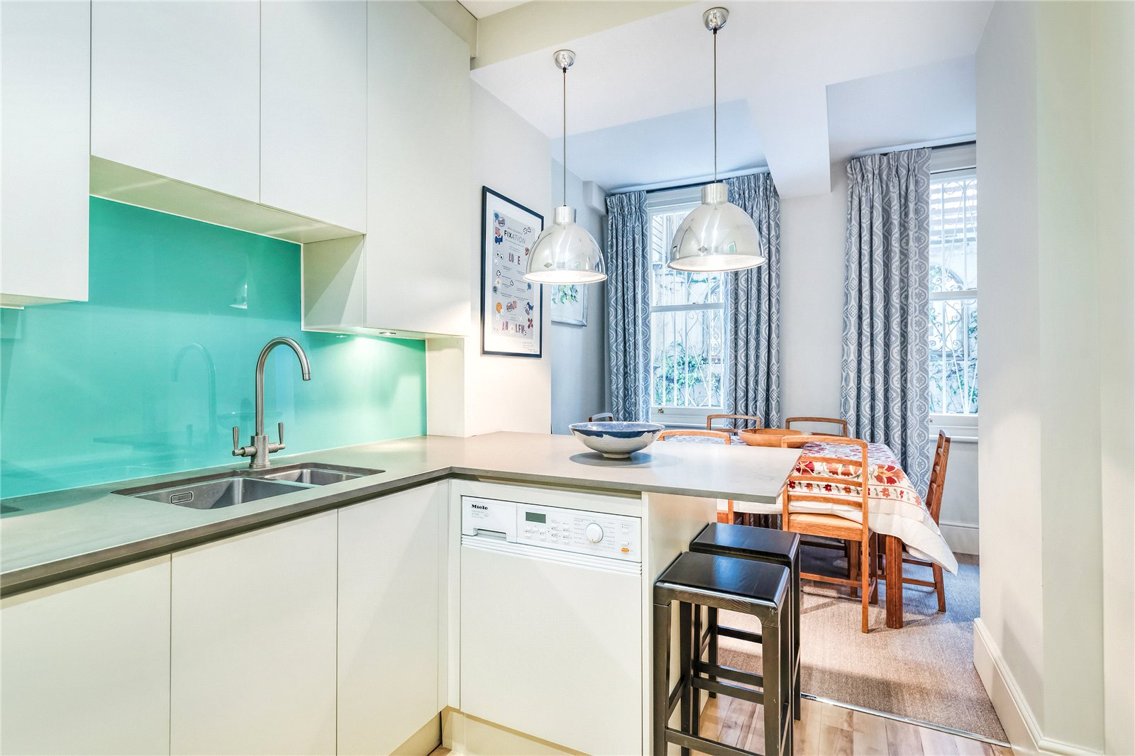 Additional photo for property listing at Brechin Place, South Kensington, London, SW7 South Kensington, London, Anh Quốc