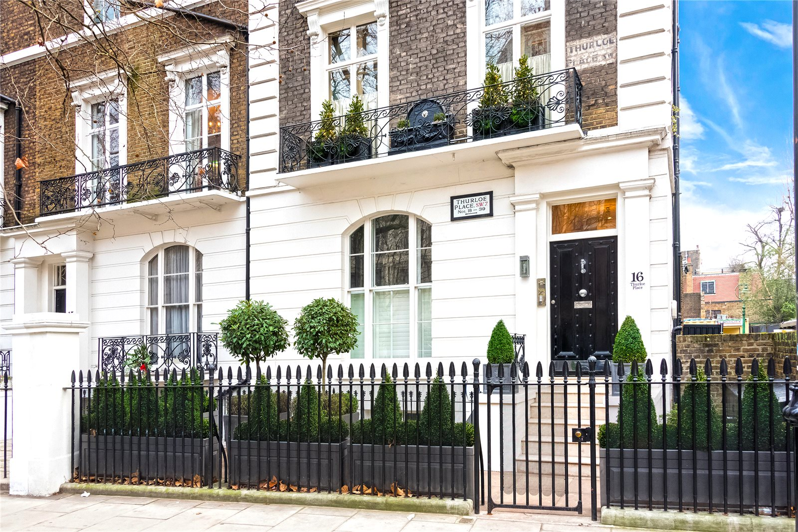 Apartamentos para Venda às Thurloe Place, South Kensington, SW7 South Kensington, Inglaterra