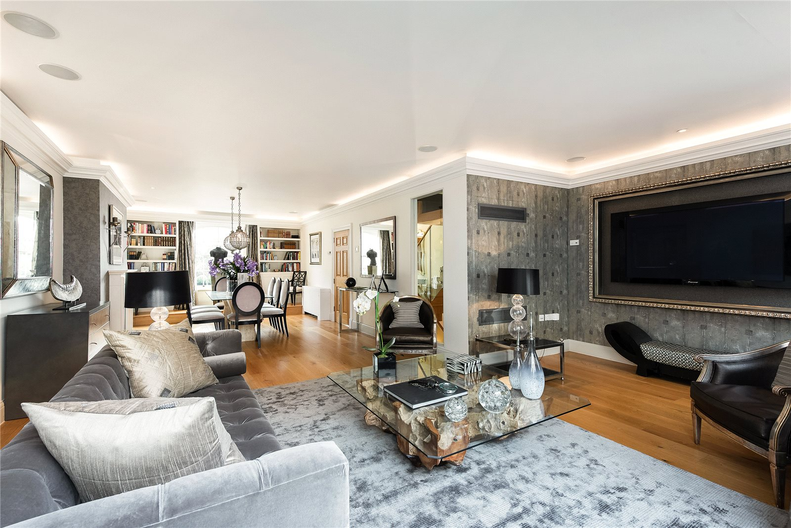 Additional photo for property listing at Clareville Street, South Kensington, London, SW7 South Kensington, London, England