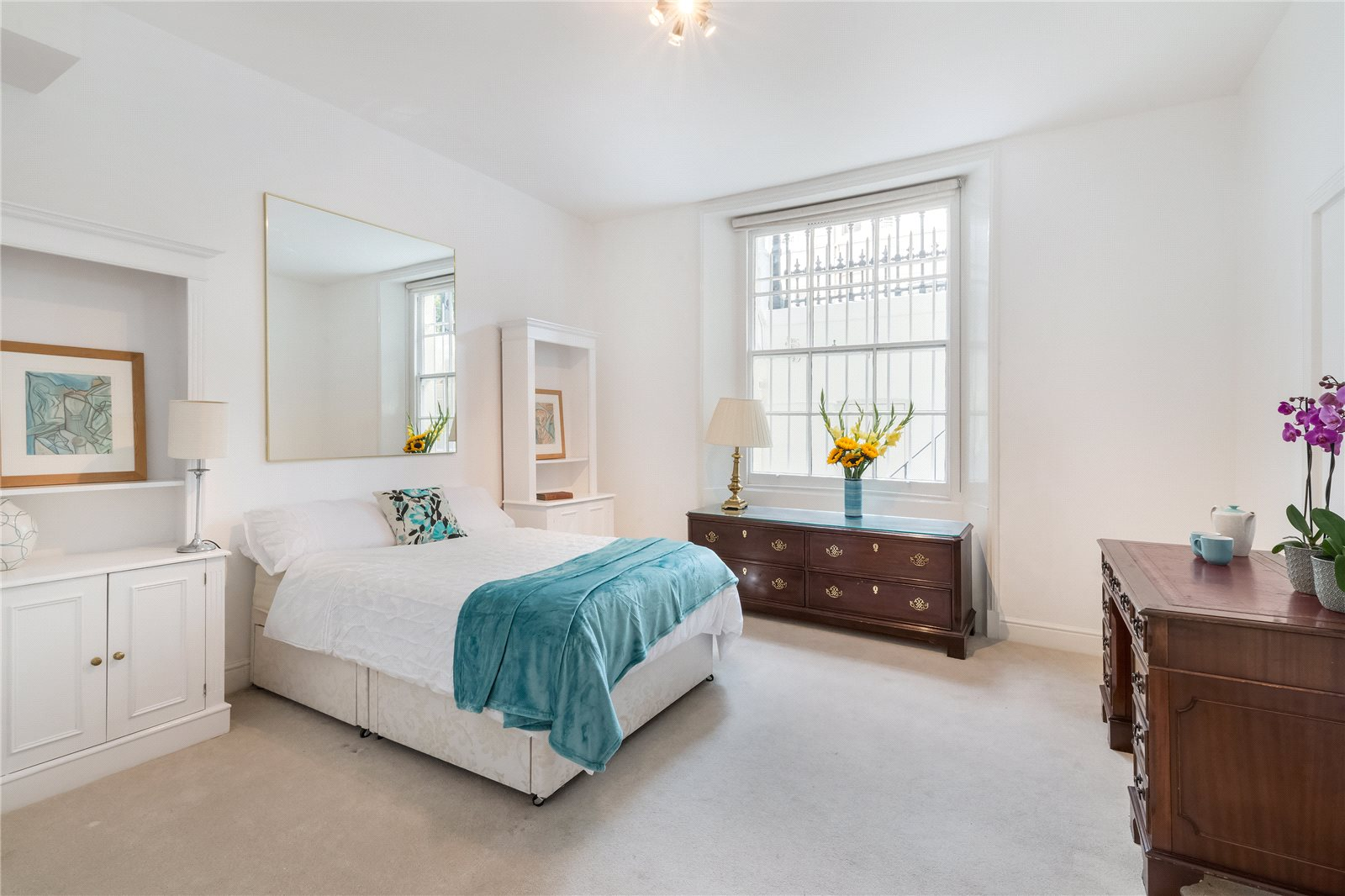 Additional photo for property listing at Cornwall Gardens, South Kensington, London, SW7 South Kensington, London, Inglaterra