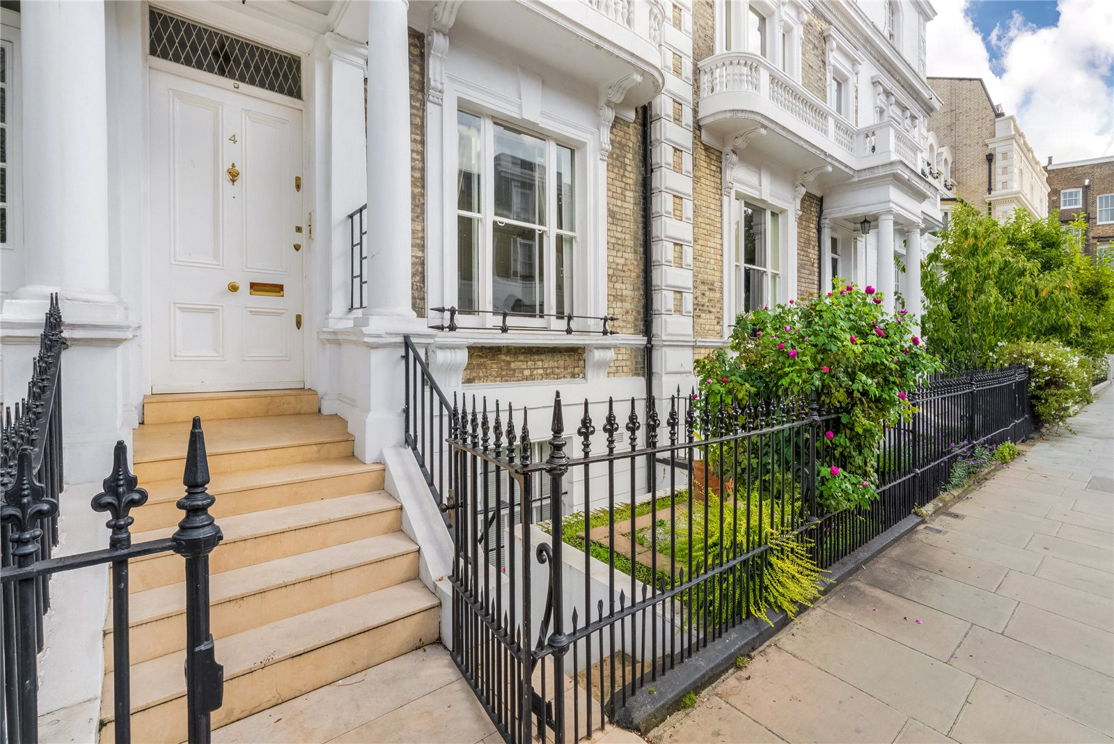 Additional photo for property listing at Neville Terrace, South Kensington, London, SW7 South Kensington, London, Англия