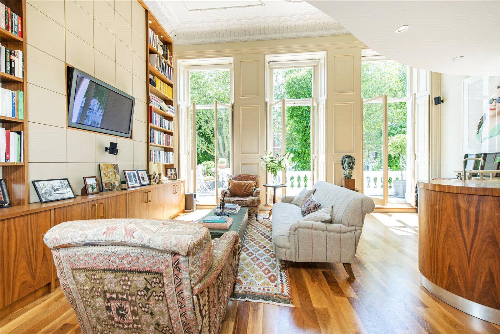 公寓 為 出售 在 Emperors Gate, South Kensington, London, SW7 South Kensington, London, 英格蘭