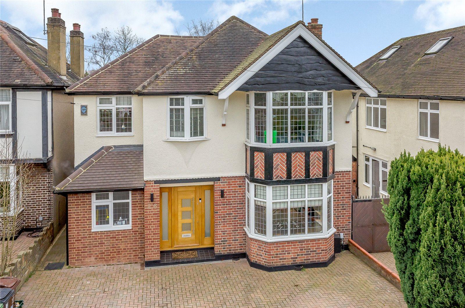 Einfamilienhaus für Verkauf beim Charmouth Road, St. Albans, Hertfordshire, AL1 St Albans, England