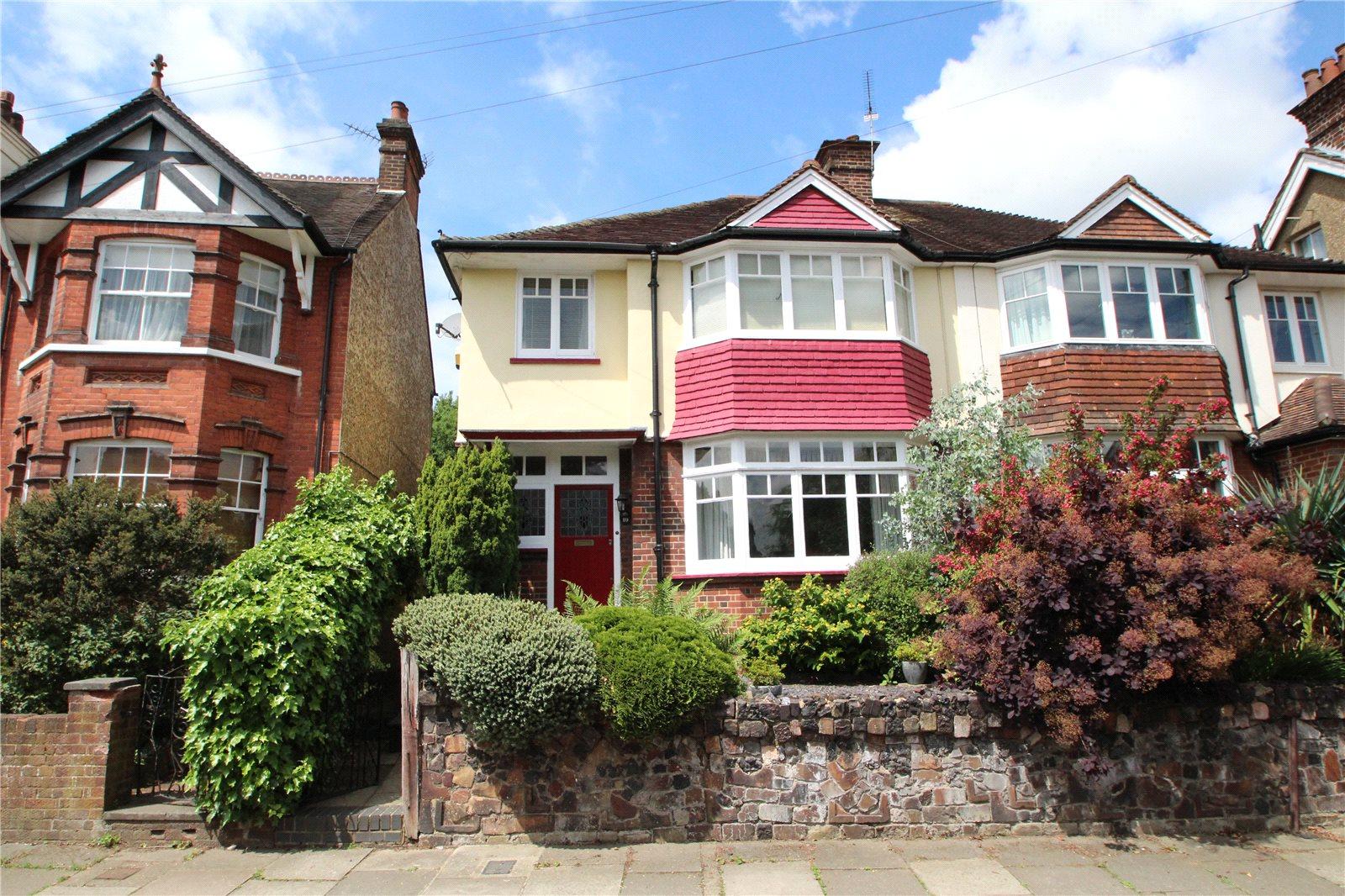 Einfamilienhaus für Verkauf beim Blenheim Road, St. Albans, Hertfordshire, AL1 St Albans, England