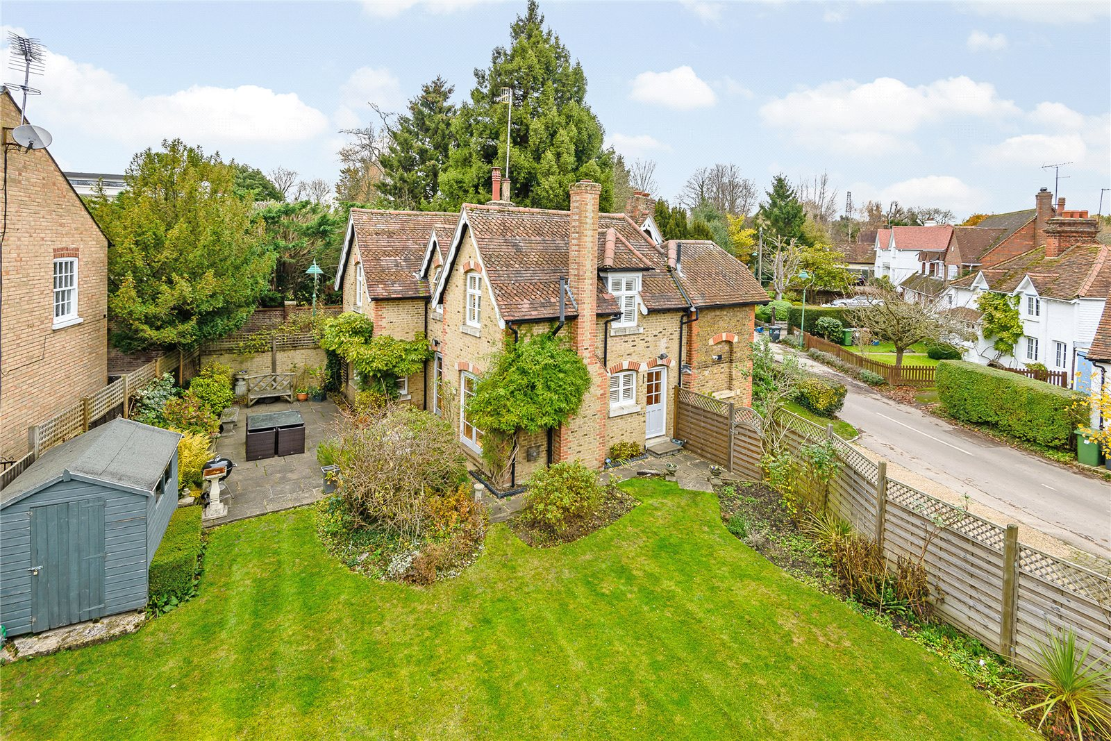 Additional photo for property listing at Back Lane, Letchmore Heath, Hertfordshire, WD25 Letchmore Heath, Inghilterra