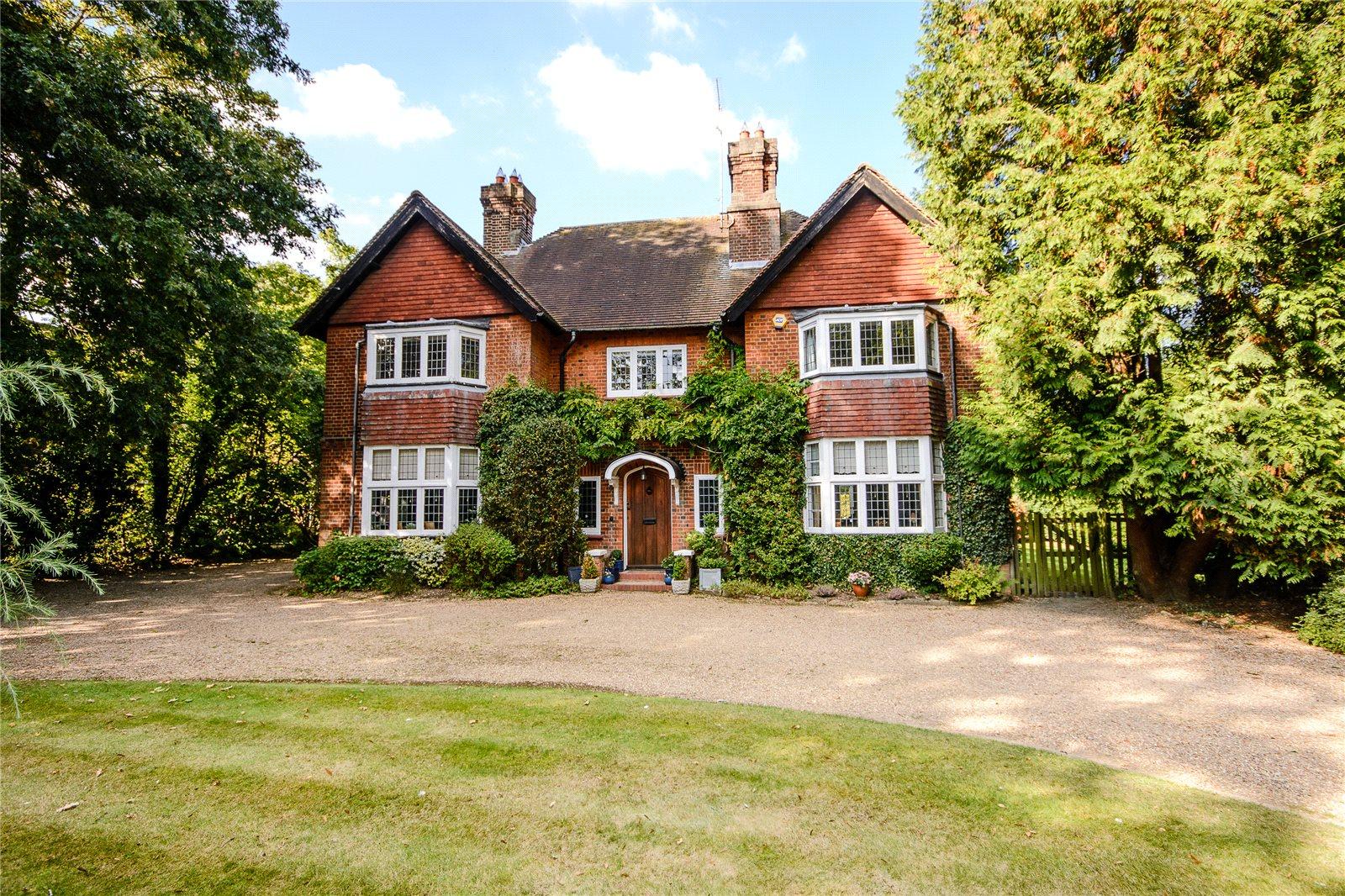 独户住宅 为 销售 在 Wilkins Green Lane, St Albans, Hertfordshire, AL10 St Albans, 英格兰