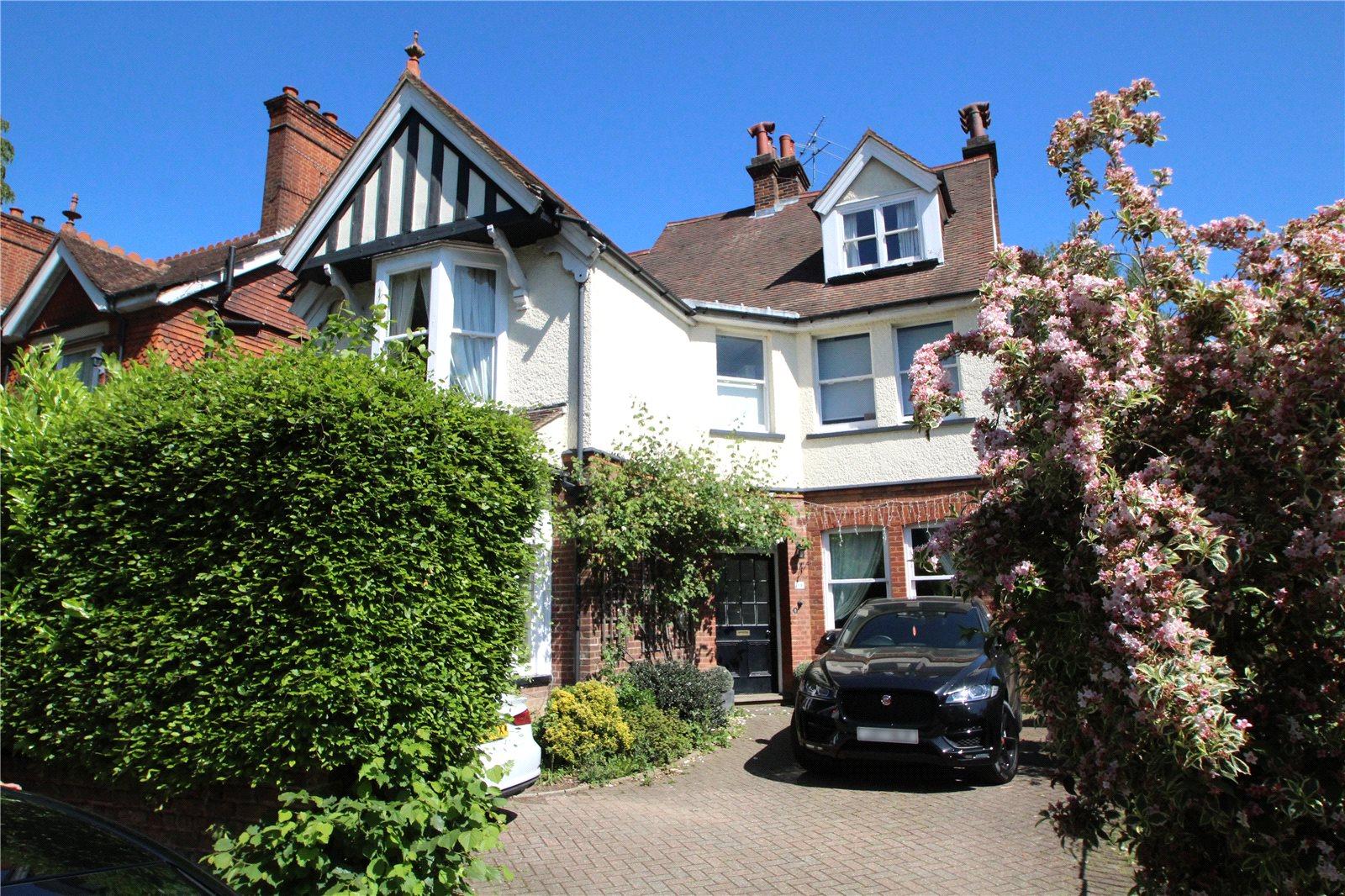 独户住宅 为 销售 在 Manor Road, St. Albans, Hertfordshire, AL1 St Albans, 英格兰