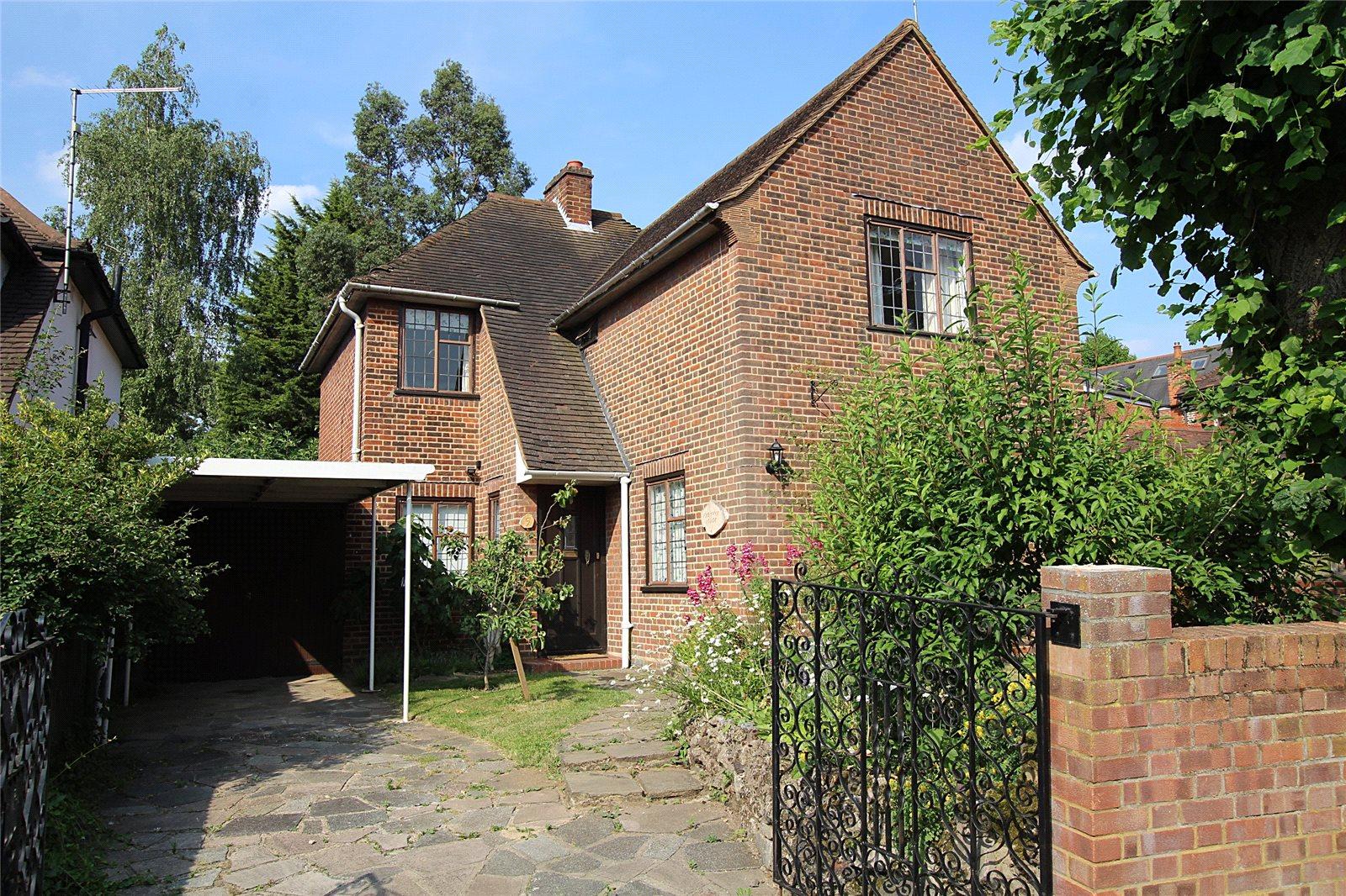 Einfamilienhaus für Verkauf beim Grosvenor Road, St. Albans, Hertfordshire, AL1 St Albans, England