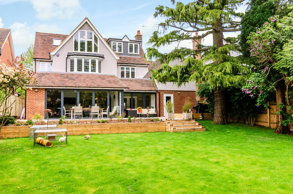 Casa Unifamiliar por un Venta en New House Park, St. Albans, Hertfordshire, AL1 St Albans, Inglaterra