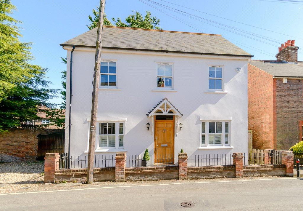 Casa para uma família para Venda às Church Street, St. Albans, Hertfordshire, AL3 St Albans, Inglaterra
