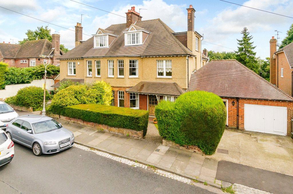Einfamilienhaus für Verkauf beim Lancaster Road, St. Albans, Hertfordshire, AL1 St Albans, England