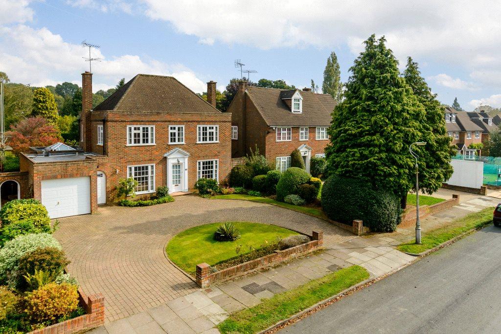 Einfamilienhaus für Verkauf beim The Park, St. Albans, Hertfordshire, AL1 St Albans, England