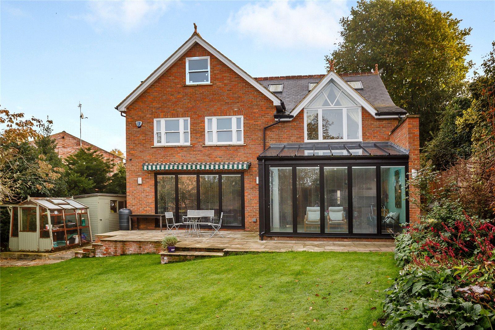 Einfamilienhaus für Verkauf beim Grange Street, St. Albans, Hertfordshire, AL3 St Albans, England