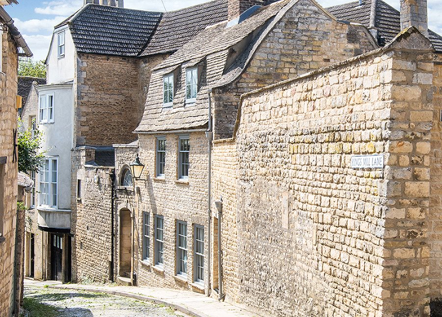 Maison unifamiliale pour l Vente à Kings Mill Lane, Stamford, Lincolnshire, PE9 Stamford, Angleterre
