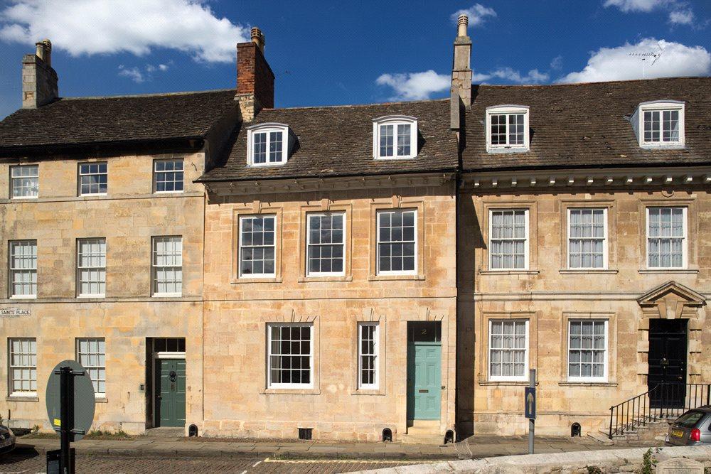 Eensgezinswoning voor Verkoop een t All Saints Place, Stamford, Lincolnshire, PE9 Stamford, Engeland