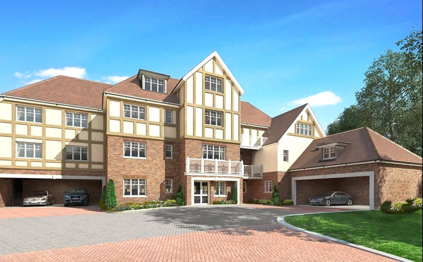 Apartments / Flats for Sale at High Peak, London Road, Sunningdale, Berkshire, SL5 Sunningdale, England