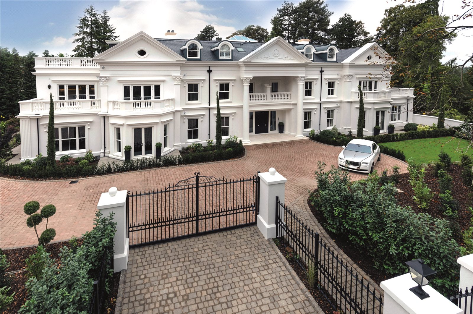 주거 부지 용 매매 에 The Ridge, Ridgemount Road, Sunningdale, Berkshire, SL5 Sunningdale, 영국