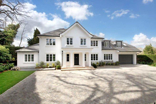 一戸建て のために 売買 アット Shrubbs Hill Lane, Sunningdale, Ascot, SL5 Ascot, イギリス