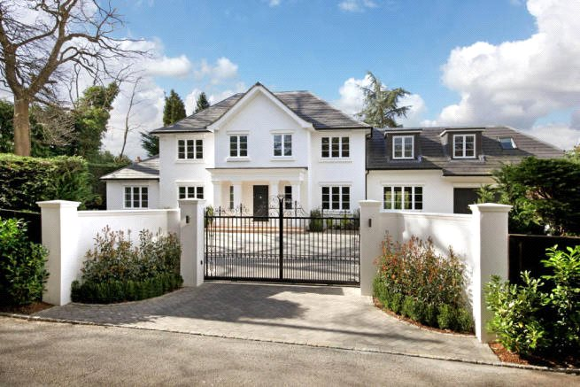 Casa Unifamiliar por un Venta en Shrubbs Hill Lane, Sunningdale, Ascot, SL5 Ascot, Inglaterra