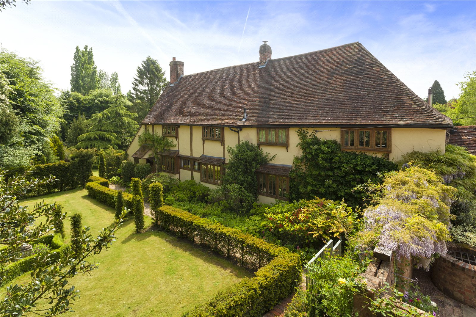 一戸建て のために 売買 アット Mill House Lane, Addington,West Malling, Nr Sevenoaks, Kent, ME19 Kent, イギリス