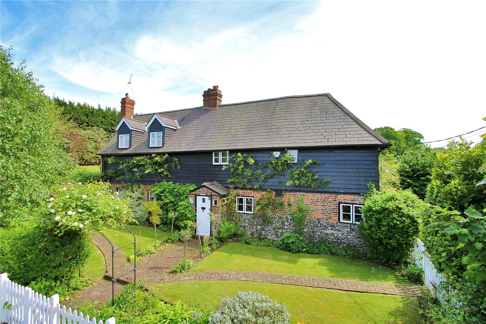 Einfamilienhaus für Verkauf beim Rock Hill, Old Chelsfield, Orpington, Kent, BR6 Orpington, England