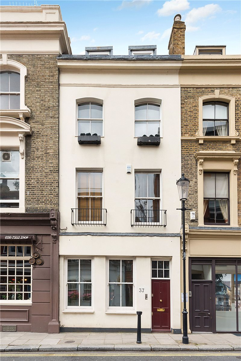 Additional photo for property listing at Old Church Street, London, SW3 London, Ingiltere