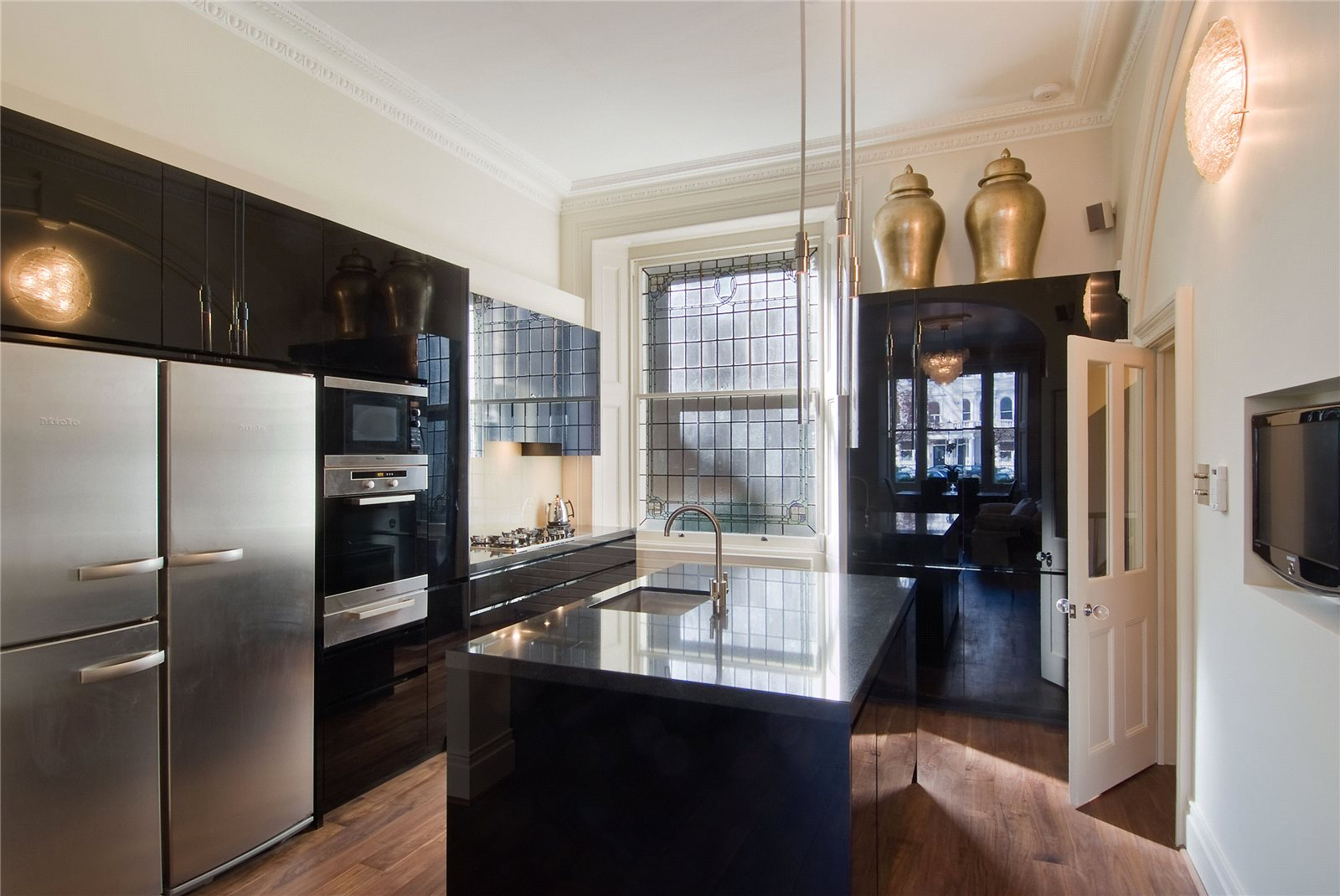 Apartamento por un Venta en Cornwall Gardens, South Kensington, London, SW7 South Kensington, London, Inglaterra