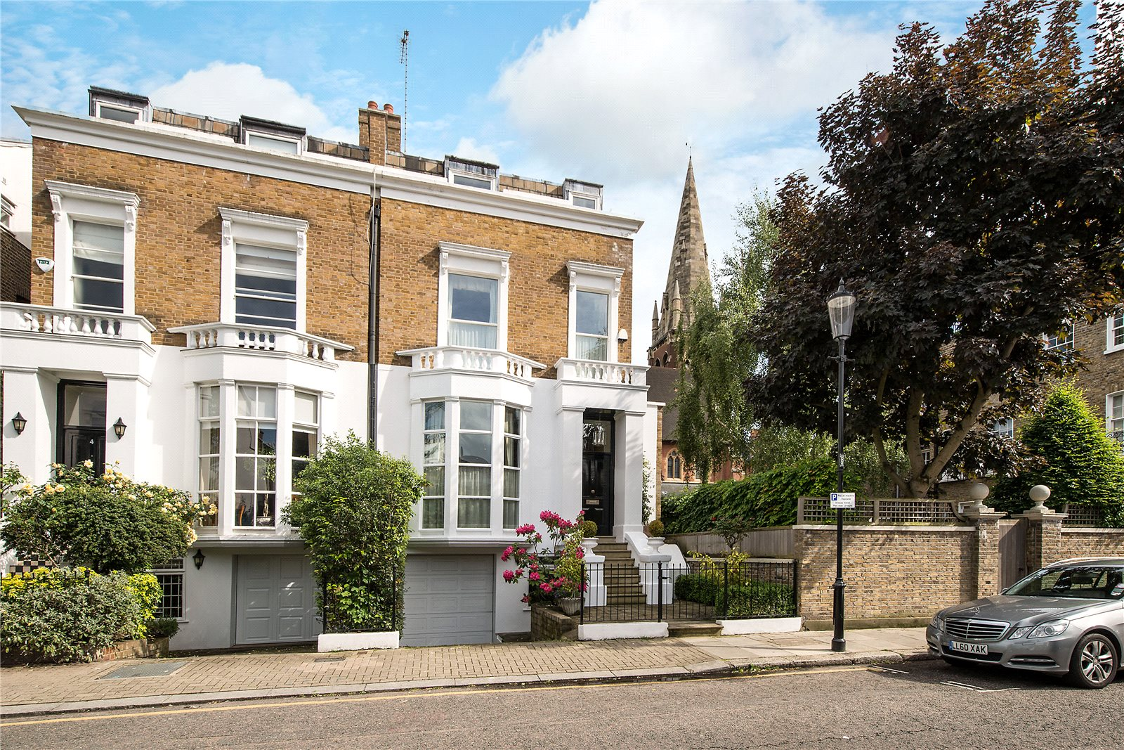 獨棟家庭住宅 為 出售 在 Elm Park Road, Chelsea, London, SW3 Chelsea, London, 英格蘭