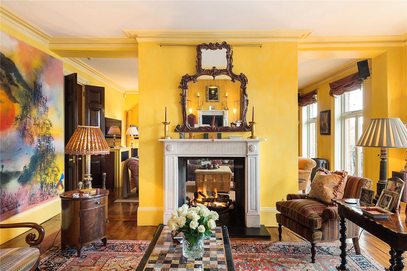 Apartamentos para Venda às Drayton Gardens, Chelsea, London, SW10 Chelsea, London, Inglaterra