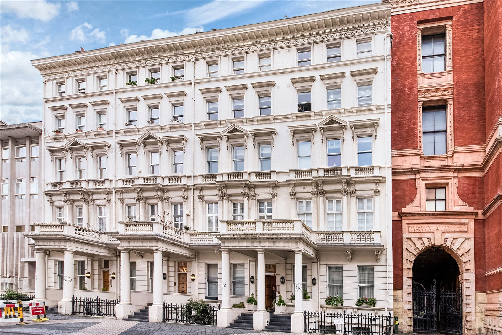 Additional photo for property listing at Princes Gate, South Kensington, London, SW7 South Kensington, London, Inghilterra
