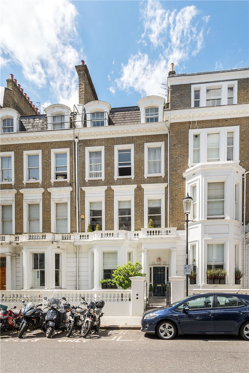 Additional photo for property listing at Bina Gardens, South Kensington, London, SW5 South Kensington, London, Αγγλια