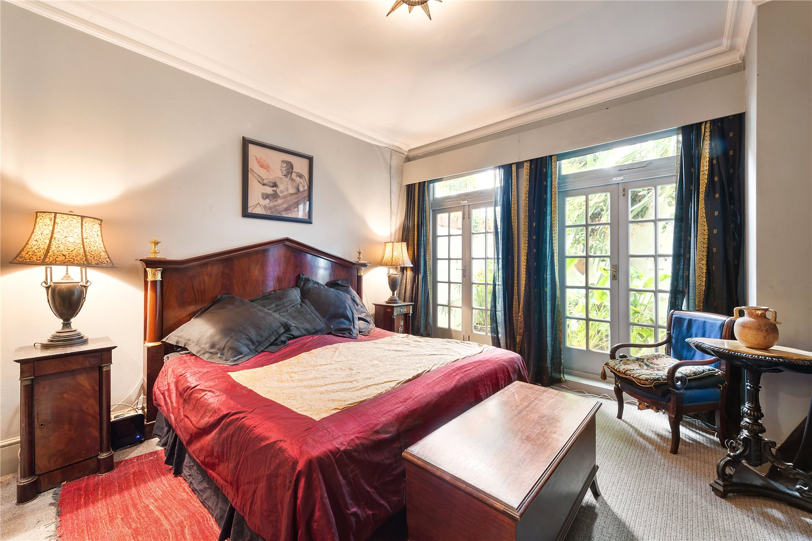 Additional photo for property listing at Wetherby Gardens, South Kensington, London, SW5 South Kensington, London, England