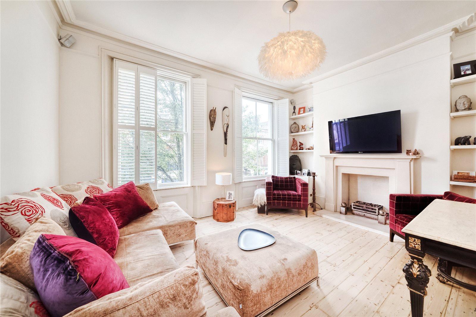 Апартаменты / Квартиры для того Продажа на Park Walk, Chelsea, London, SW10 Chelsea, London, Англия