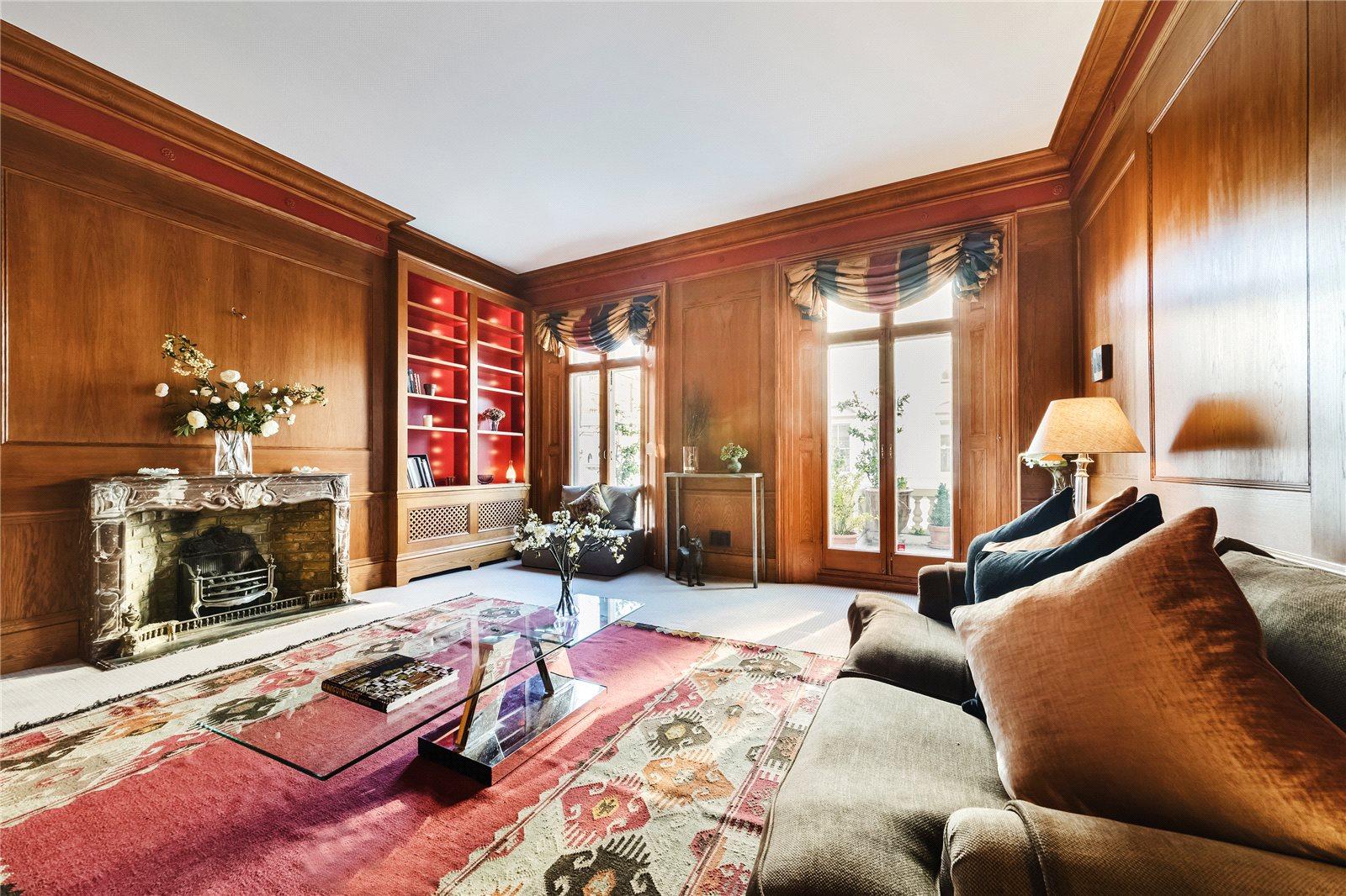 Apartments / Residences for Sale at Stanhope Gardens, South Kensington, London, SW7 South Kensington, London, England
